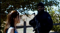 《不速之客》精彩片段 军方来袭大卫本来面目曝光