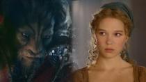 《美女与野兽》主题曲 蕾雅女神惊艳文森王子粗犷