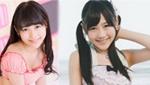 AKB48西野未姫肤白貌美 撞脸萌妹渡边麻友