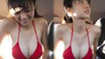 日本11岁电眼车模曝光 车内更衣身材夸张