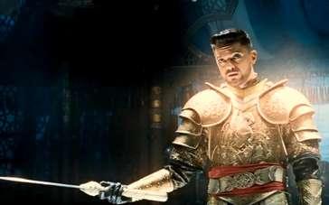 《德古拉元年》精彩片段 吸血鬼单挑暴君统治者