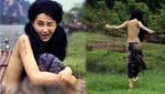 组图:张曼玉16年前半裸拍成人杂志写真