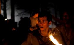 《移动迷宫》 小伙伴营地遭神秘怪兽袭击