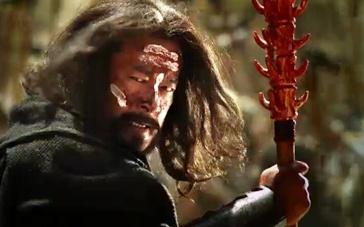 《魔尊蚩尤》首发预告 洪荒时代血性搏杀爱恨传奇