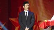 众星献礼新中国成立65周年 黄晓明入选很兴奋