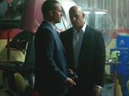 范·迪塞尔分享《速激7》新剧照 保罗·沃克亮相