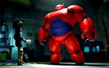 《超能陆战队》病毒视频 万事俱备人人可做英雄
