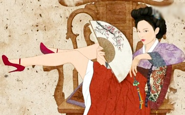 《布拉芙夫人》中文特辑 复仇女李絮展现双面魅力