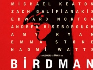 威尼斯开幕片《鸟人》曝新海报 10月17日北美上映