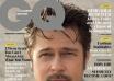 皮特登杂志宣传《狂怒》 谈婚姻自称孤独乡巴佬