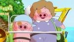 《麦兜我和我妈妈》彩蛋 黄磊与女儿配音现场曝光
