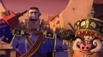 《生命之书》精彩特辑 塔图姆解析大胡子骑兵角色