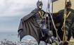 """墨尔本超级老板日 """"蝙蝠侠""""飞檐走壁助公益"""