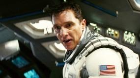 《星际穿越》曝光定档预告 11月12日超光速上映