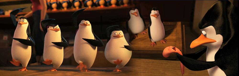 《马达加斯加的企鹅》片花 企鹅特工队拯救全世界