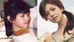 陈妍希晒童年照 自嘲:好像没长大过