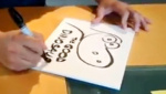 《恐龙当家》宣传视频 导演彼得·索恩亲绘小恐龙