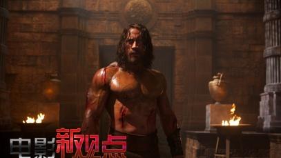 《宙斯之子》:没有希腊神话 只有强森秀肉和打斗