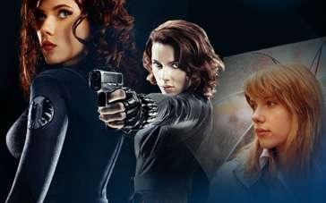 电影全解码:斯嘉丽·约翰逊 好莱坞女汉子养成记