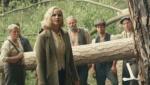 《赛琳娜》精彩片段 劳伦斯示范砍树秘诀树威严
