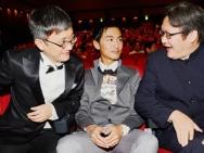 崔健助阵中国电影周开幕 《洋妞到我家》剧组现身