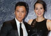 《一个人的武林》香港首映 甄子丹携汪诗诗亮相