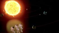 《火星任务》片段 宇航员穿梭星球探索人类起源