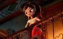 3D动画《生命之书》北美热映 墨西哥风情很抢眼