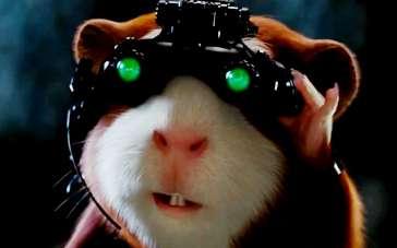 《豚鼠特攻队》正式预告片 激萌特工出击拯救世界