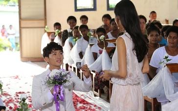 《斐济99℃爱情》姚星彤恐婚 张佑赫求婚惨遭拒绝