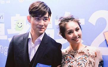 《单身男女2》香港首映礼 周渝民罕见松口谈女友