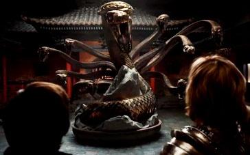 《博物馆奇妙夜3》中文预告片 斯蒂勒大战九头蛇