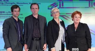 《受难之路》在京展映 揭幕第二届中德电影节