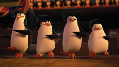 《马达加斯加的企鹅》萌又贱 成龙式动作戏喜感足