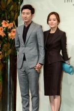 韩星蔡琳嫁入中国 称当儿媳最不适应公公做饭