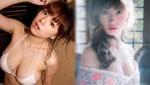 日本十大写真女优 豪乳身材大PK