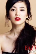 韩国女神宋慧乔过34岁生日 网友:来做中国媳妇吧