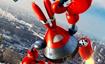 《海绵宝宝3D》中文角色海报 五大主角环游世界