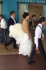 王祖蓝李亚男迪斯尼拍婚纱照 明年情人节将完婚