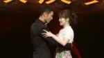 黄晓明对一见钟情深有感触 与宋慧乔现场跳华尔兹