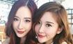 印尼美艳姐妹花走红 肤白脸尖被赞超过韩星