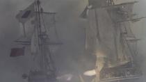 《怒海争锋》精彩片段 船舰近身炮火对决胜者为王