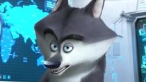 《马达加斯加的企鹅》角色特辑 北极狼搞笑装淡定