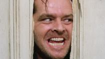《闪灵》高潮片段 尼克尔森疯魔妻儿被逼入绝境
