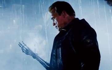《终结者:创世纪》先导预告 T-800施瓦辛格归来