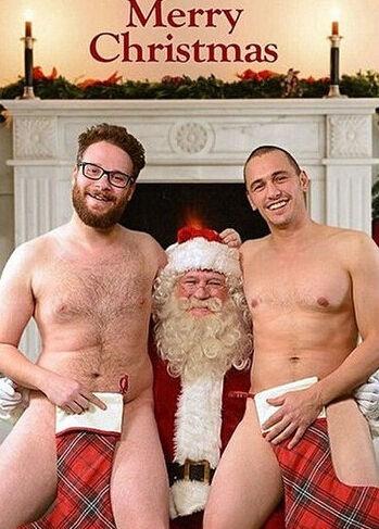 弗兰科拍全裸恶搞