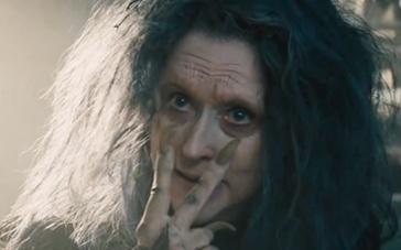 《魔法黑森林》中文片段 巫婆梅姨支招面包师夫妇