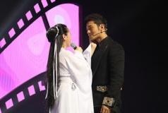 黄晓明再演杨过与灰姑娘对戏 曾志伟变逗比神雕