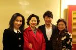 郎朗香港举行音乐会 获林青霞刘嘉玲到场助阵