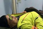 韩乔生滑雪与美女相撞 小腿两处骨折伤势较重